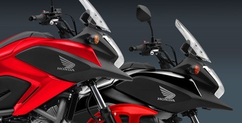 2015 Honda NC700X® DCT ABS in Huntington Beach, California