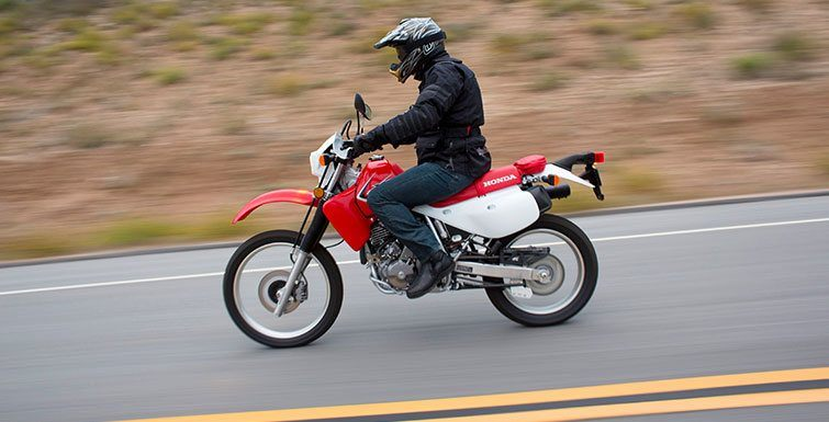 2015 Honda XR650L® in Marina Del Rey, California