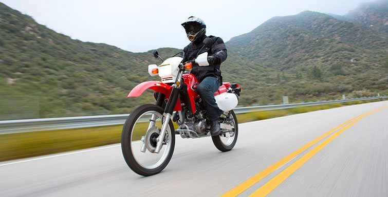 2015 Honda XR650L® in Shelby, North Carolina