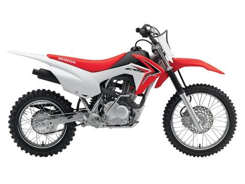 2015 Honda CRF®125F in North Reading, Massachusetts