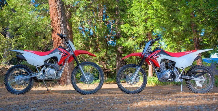 2015 Honda CRF®125F in Shelby, North Carolina