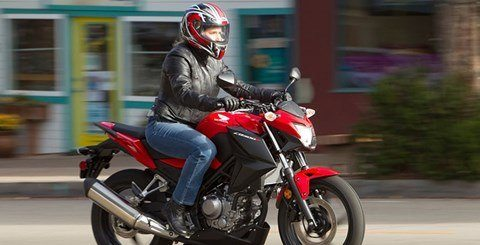 2015 Honda CB300F in Long Island City, New York