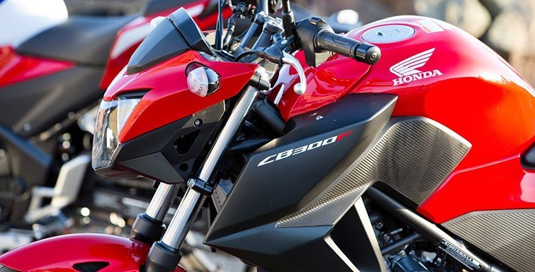 2015 Honda CB300F in Hicksville, New York - Photo 4