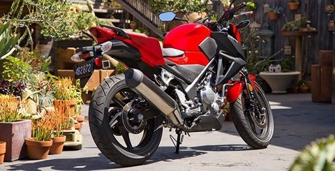 2015 Honda CB300F in Hicksville, New York - Photo 5