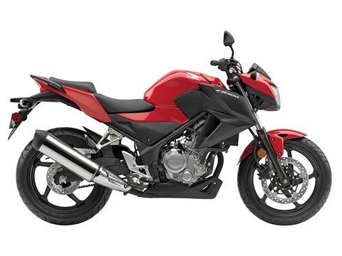 2015 Honda CB300F in South Hutchinson, Kansas