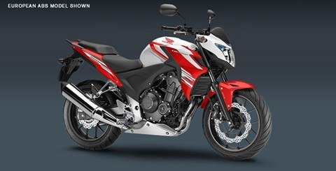 2015 Honda CB500F in Greenville, South Carolina