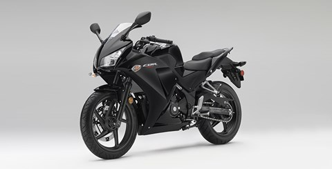 2015 Honda CBR®300RLF in San Francisco, California - Photo 2