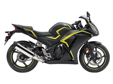 2015 Honda CBR®300RLF in Shelby, North Carolina - Photo 1