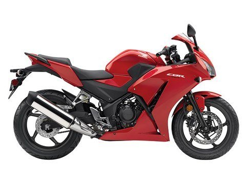 2015 Honda CBR®300RLF in Baldwin, Michigan