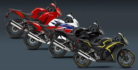 2015 Honda CBR®300R ABS in Sumter, South Carolina