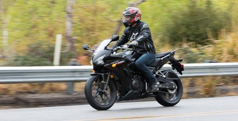 2015 Honda CBR®500R in San Francisco, California - Photo 5