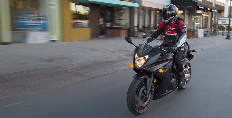 2015 Honda CBR®650F in Sumter, South Carolina