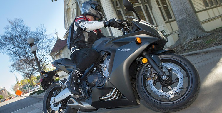 2015 Honda CBR®650F in Grass Valley, California