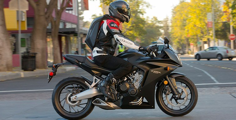 2015 Honda CBR®650F in Shelby, North Carolina