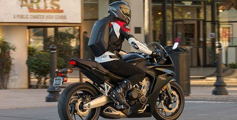 2015 Honda CBR®650F in Ontario, California
