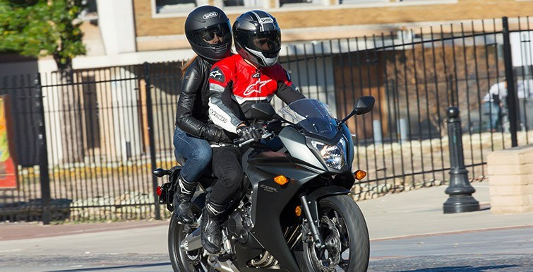 2015 Honda CBR®650F in Arlington, Texas