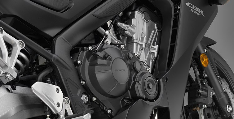 2015 Honda CBR®650F ABS in Petaluma, California - Photo 3