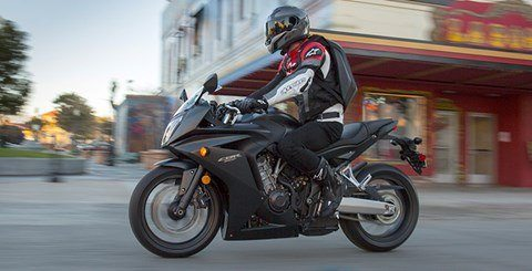 2015 Honda CBR®650F ABS in Petaluma, California - Photo 9