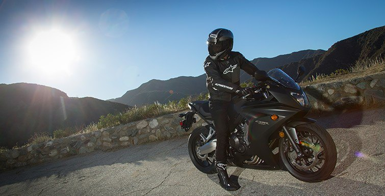 2015 Honda CBR®650F ABS in Marina Del Rey, California