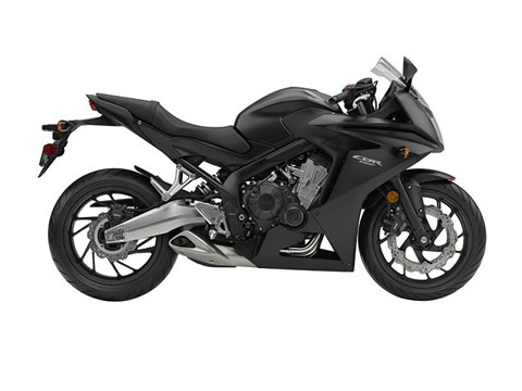 2015 Honda CBR®650F ABS in Shelby, North Carolina