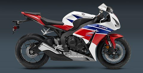 2015 Honda CBR®1000RR in Shelby, North Carolina - Photo 8