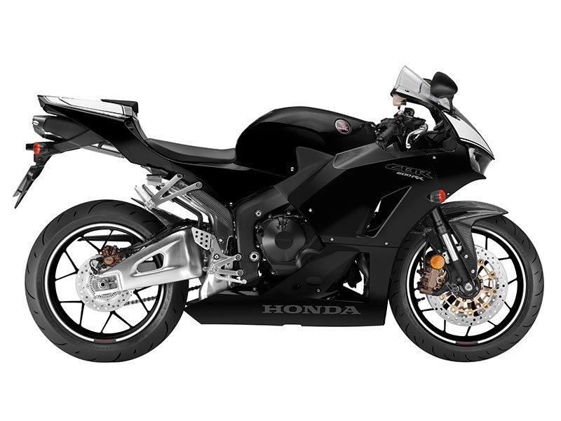 2015 Honda CBR®600RR In San Francisco, California
