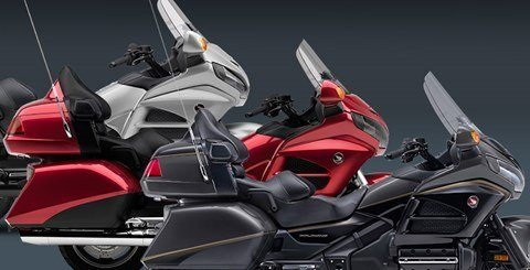 2015 Honda Gold Wing® ABS in Shelby, North Carolina - Photo 5