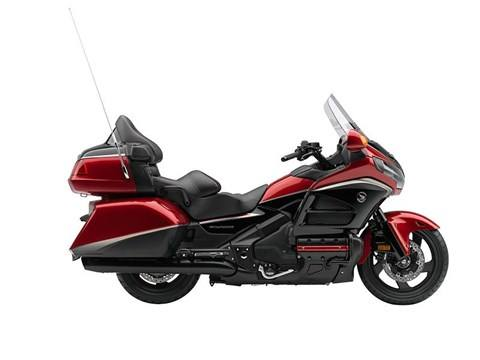 2015 Honda Gold Wing® Airbag in Shelby, North Carolina