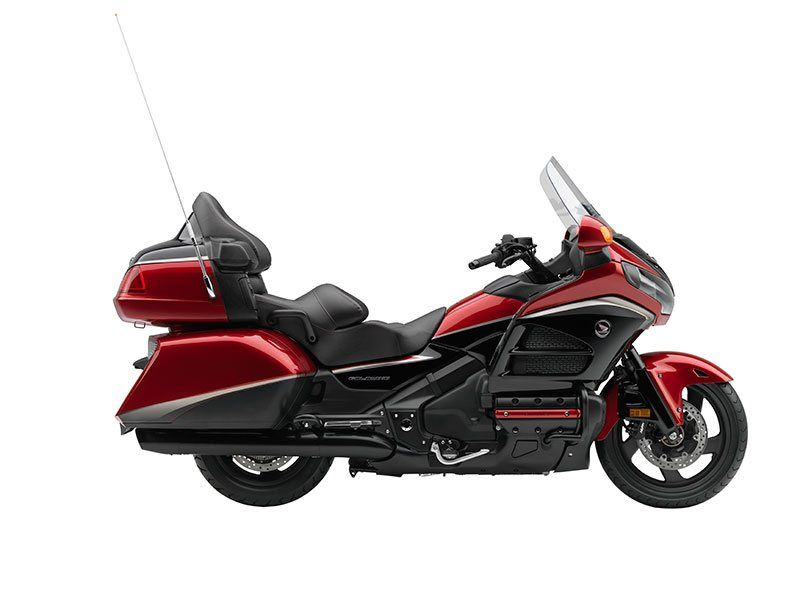2015 Honda Gold Wing® Audio Comfort in Wichita Falls, Texas - Photo 10