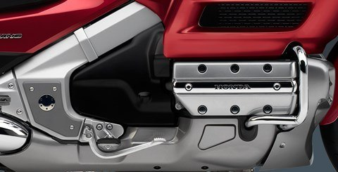 2015 Honda Gold Wing® Audio Comfort in Wichita Falls, Texas - Photo 14