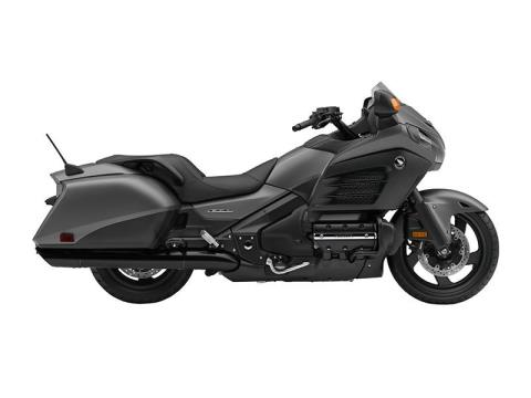 2015 Honda Gold Wing F6B® in Manitowoc, Wisconsin