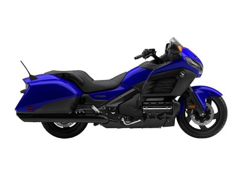 2015 Honda Gold Wing F6B® in North Reading, Massachusetts - Photo 1