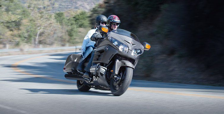 2015 Honda Gold Wing F6B® Deluxe in Shelby, North Carolina
