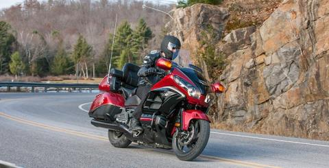 2015 Honda Gold Wing® Navi XM in North Reading, Massachusetts - Photo 8