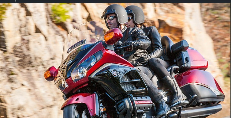 2015 Honda Gold Wing® Navi XM in North Reading, Massachusetts - Photo 9