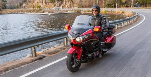 2015 Honda Gold Wing® Navi XM in Sterling, Illinois - Photo 11