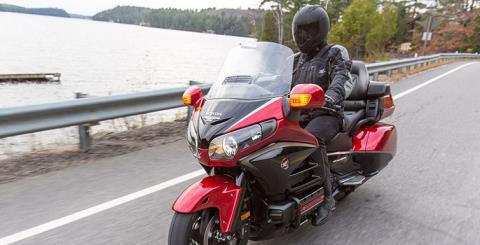 2015 Honda Gold Wing® Navi XM in Sterling, Illinois - Photo 12