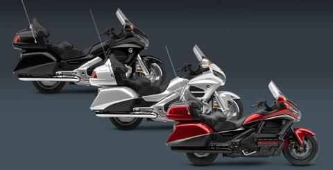 2015 Honda Gold Wing® Navi XM in North Reading, Massachusetts - Photo 7
