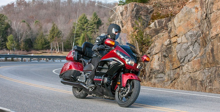2015 Honda Gold Wing® Navi XM in Sterling, Illinois - Photo 14