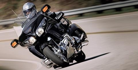 2015 Honda Gold Wing® Navi XM in Sterling, Illinois - Photo 16