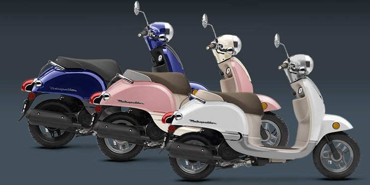 2015 Honda Metropolitan® in Warren, Michigan