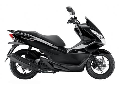 2015 Honda PCX150 in North Reading, Massachusetts