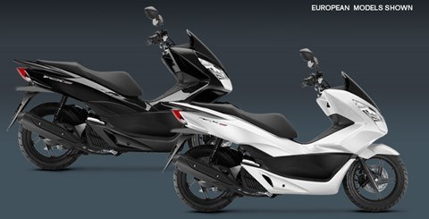 2015 Honda PCX150 in North Reading, Massachusetts - Photo 5