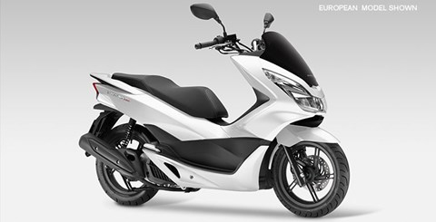 2015 Honda PCX150 in North Reading, Massachusetts - Photo 2