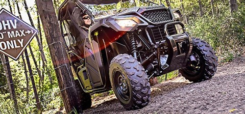 2015 Honda Pioneer™ 500 in North Reading, Massachusetts - Photo 8