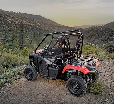 2015 Honda Pioneer™ 500 in North Reading, Massachusetts - Photo 3