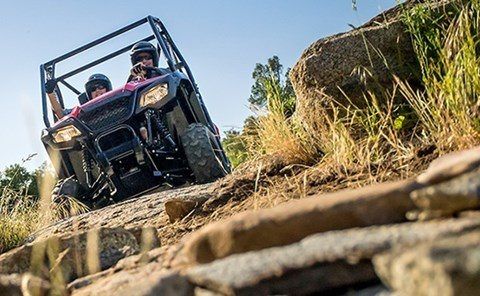 2015 Honda Pioneer™ 500 in North Reading, Massachusetts - Photo 9