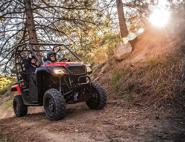 2015 Honda Pioneer™ 500 in Newport, Maine - Photo 5