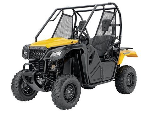 2015 Honda Pioneer™ 500 in North Reading, Massachusetts