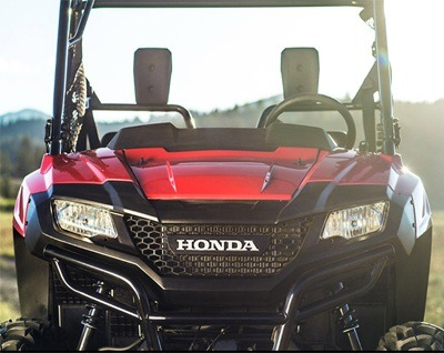2015 Honda Pioneer™ 700-4 in North Reading, Massachusetts